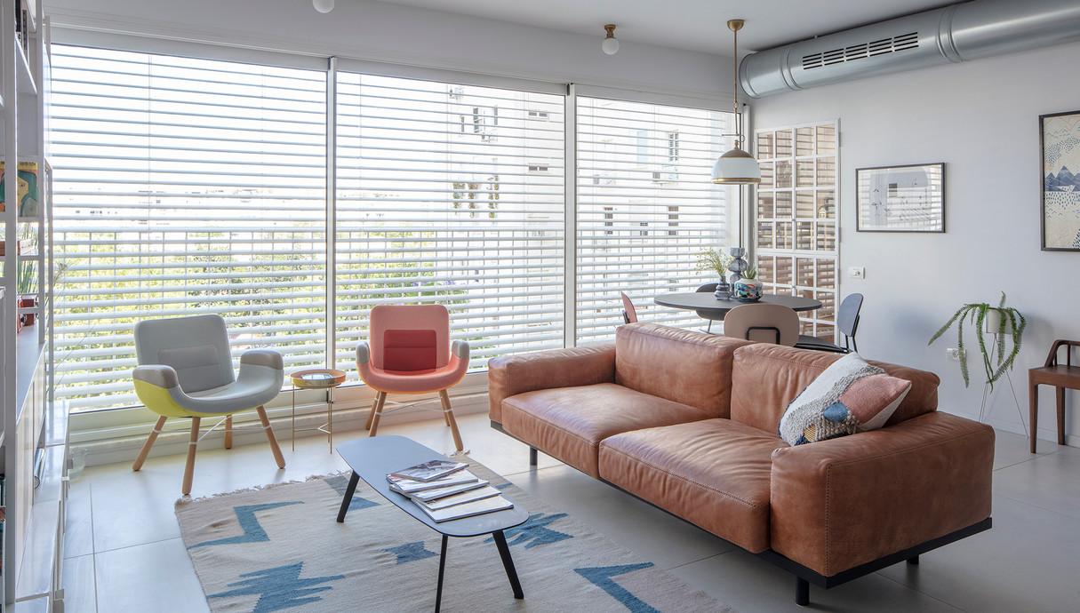 דירה בתל אביב, עיצוב סטודיו 37 - 11