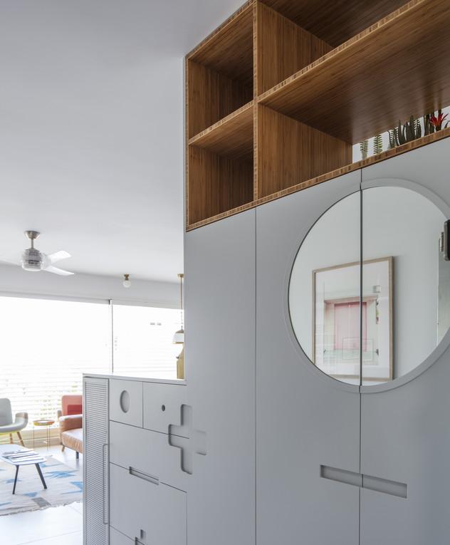דירה בתל אביב, עיצוב סטודיו 37 - 13