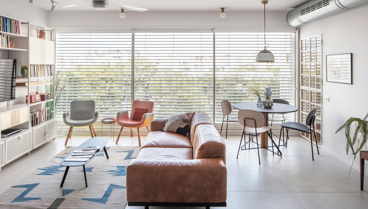 דירה בתל אביב, עיצוב סטודיו 37 - 15