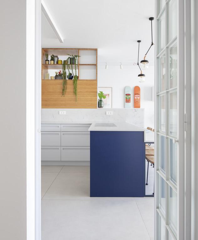 דירה בתל אביב, עיצוב סטודיו 37 - 4