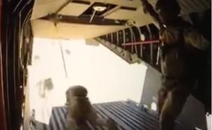 הצנחנים הגרועים בעולם (צילום: tomdemerly@YouTube)