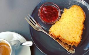 עוגת תפוזים חיים כהן פיצי קפה  (צילום: ריטה גולדשטיין, אוכל טוב)