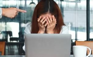 סובלים מבוס מתעלל? (צילום: Tuaindeed | Shutterstock)