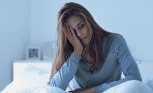 אישה עייפה (צילום:  Stock-Asso, shutterstock)