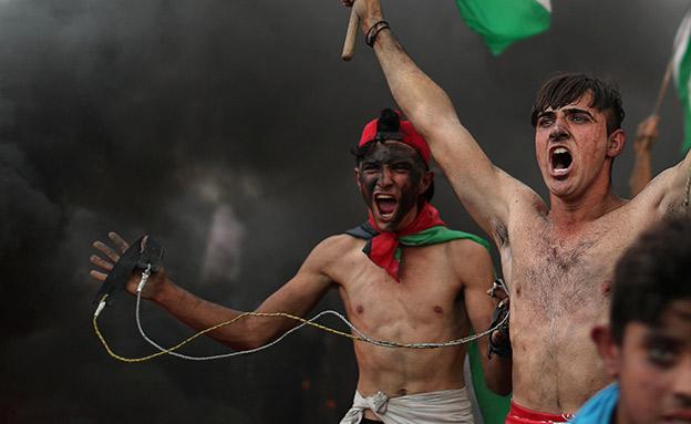 הזעם על חמאס יופנה נגד ישראל? (צילום: רויטרס, חדשות)