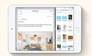 ה-iPad Mini (צילום: אפל)