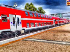 האם השיבושים ברכבות יחזרו? (צילום: עדן טינשטיין)