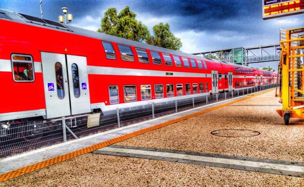 האם השיבושים ברכבות יחזרו? (צילום: עדן טינשטיין, חדשות)