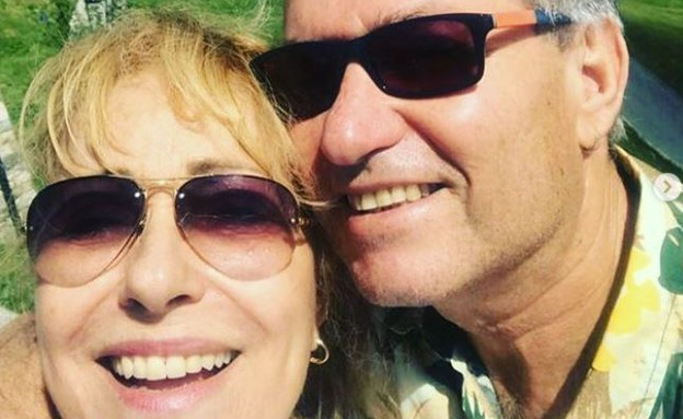 ריקי גל ובן הזוג (צילום: מתוך האינסטגרם של ריקי גל, instagram)