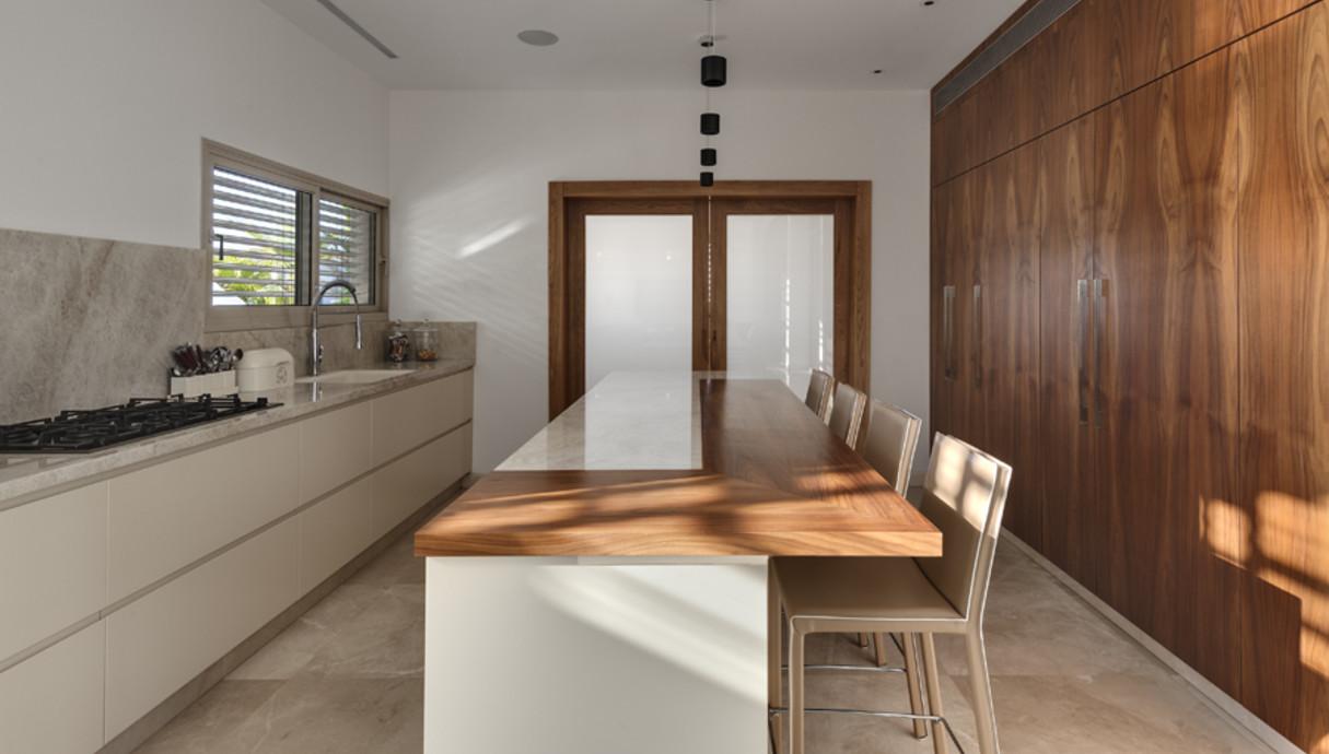 בית בשפלת החוף, עיצוב רימון אדריכלים