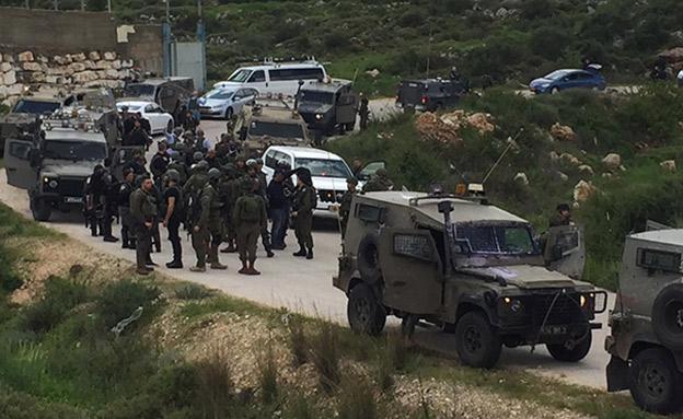 """דיווחים על 2 הרוגים מאש צה""""ל (צילום: פלאש 90, חדשות)"""