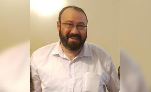 """הרב אחיעד אטינגר ז""""ל (צילום: נדב גולדשטיין/TPS, חדשות)"""