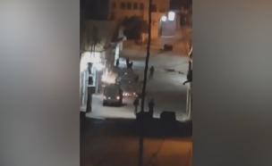 """דיווחים על 2 הרוגים מאש צה""""ל. קבר יוסף (צילום: חדשות)"""