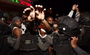 מגמת שיפור בטיפול המשטרה בקטינים. ארכיון (צילום: פלאש 90 - יהונתן סינדל, חדשות)