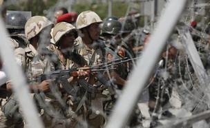 צבא מצרים (צילום: gettyimages)