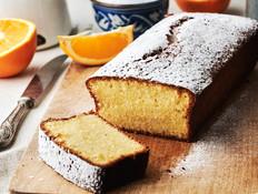 אין זמן יותר מתאים לזה: עוגת תפוזים קלאסית לשבת