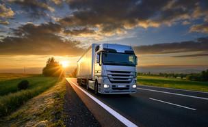 משאית אילוסטרציה (צילום: By Dafna A.meron)