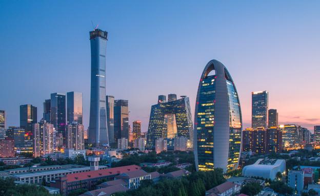 בייג'ינג, סין (צילום: HelloRF Zcool, ShutterStock)