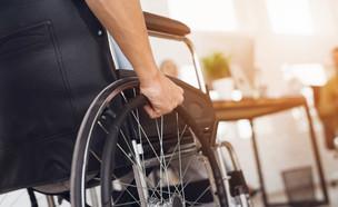 כיסא גלגלים אילוסטרציה (צילום: Shutterstock)