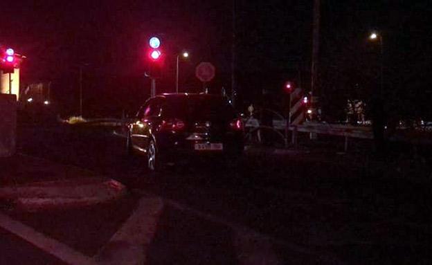 """דיווח: הרוג מאש צה""""ל ליד בית לחם (צילום: התקשורת הפלסטינית, חדשות)"""