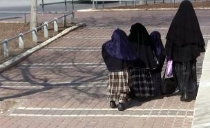 מאחורי הרעלה של נשות הטליבאן (צילום: החדשות)