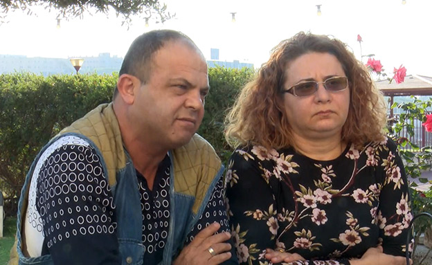 זוג מעורב בטמרה (צילום: החדשות)