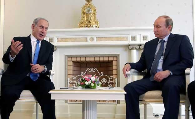 """""""רוסיה לעולם לא תכיר בריבונות ישראל"""". ארכיון (צילום: רויטרס, חדשות)"""