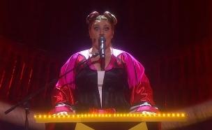 מחווה לשירים הישראלים באירוויזיון בשוודיה (צילום: חדשות)