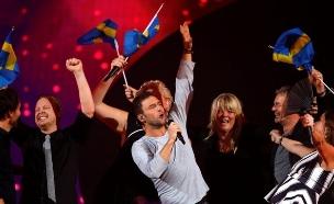 הניצחון השוודי האחרון. עוד אחד השנה? (צילום: רויטרס, חדשות)