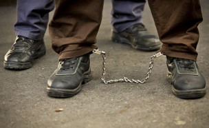 תקרית חמורה בכלא קציעות (צילום: Moshe Shai/FLASH90, חדשות)