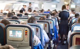 מטוס נוסעים (צילום:  Matej Kastelic, shutterstock)
