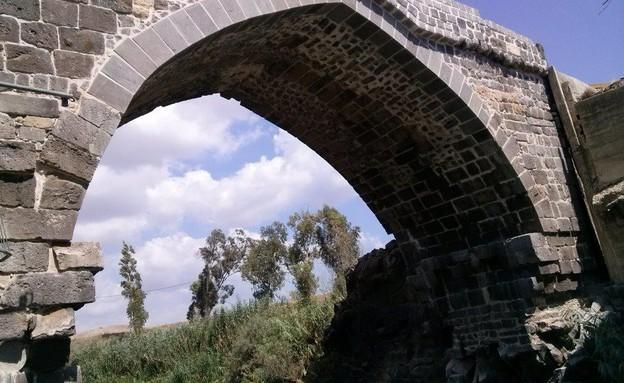 נהריים בגשר  - מצה ומפה (צילום: מיכה כהן )
