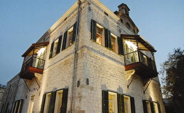 מוזיאון העיר חיפה - מצה ומפה (צילום: צבי רוגר)