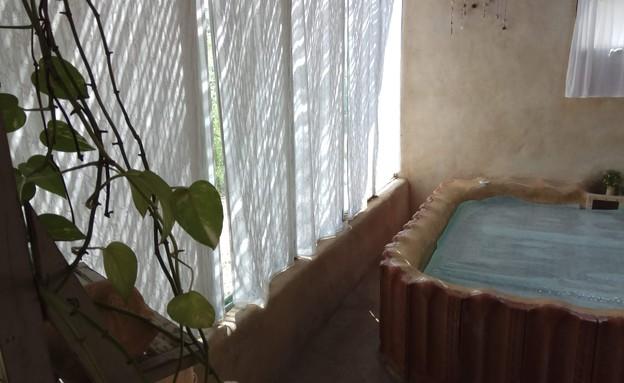 ג'קוזי חמדתיה (צילום: יעל שגב)