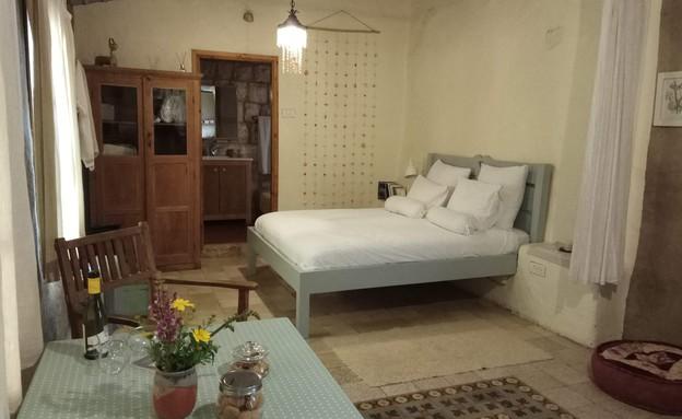 חדר (צילום: יעל שגב)