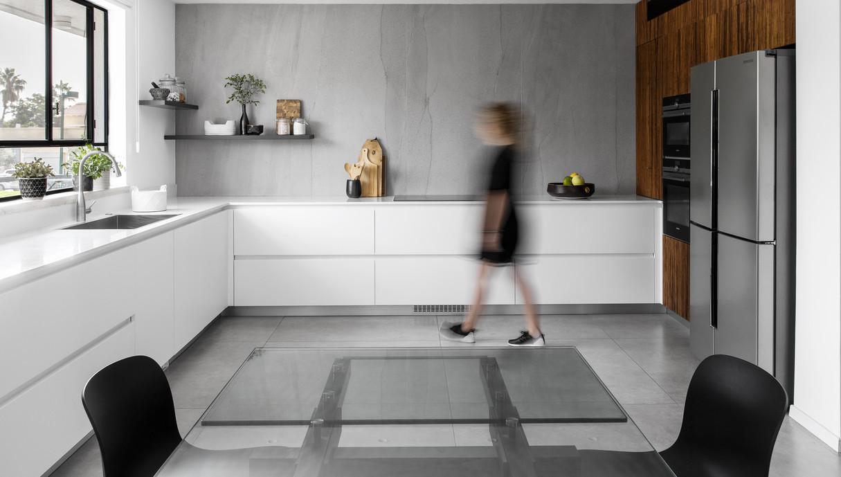 בית בהוד השרון, עיצוב מאיה שינברגר