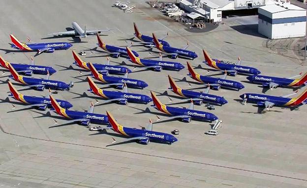 עוד תקלה במטוסים (צילום: CNN, חדשות)