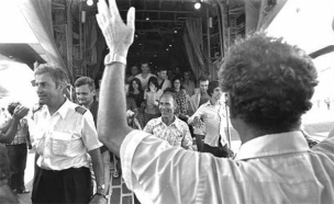 בקוס (משמאל) (צילום: משה מילנר, לשכת העיתונות הממשלתית, חדשות)