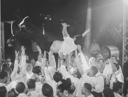שמוליקים- רקדנים (צילום: רן ברגמן)