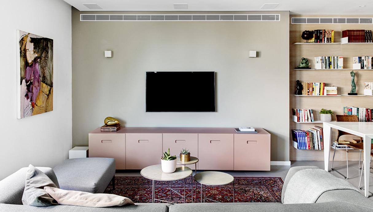 דירה בשכונת המשתלה, עיצוב מיכל גוריון ודקלה וטורי - 7