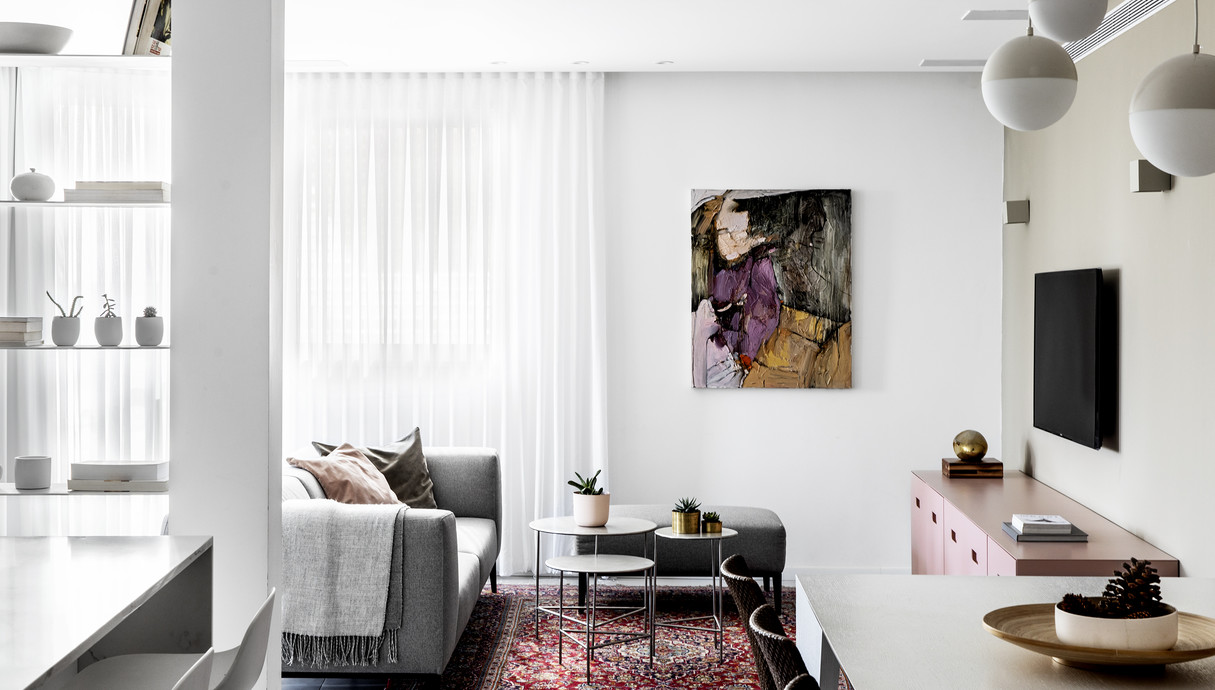 דירה בשכונת המשתלה, עיצוב מיכל גוריון ודקלה וטורי - 12