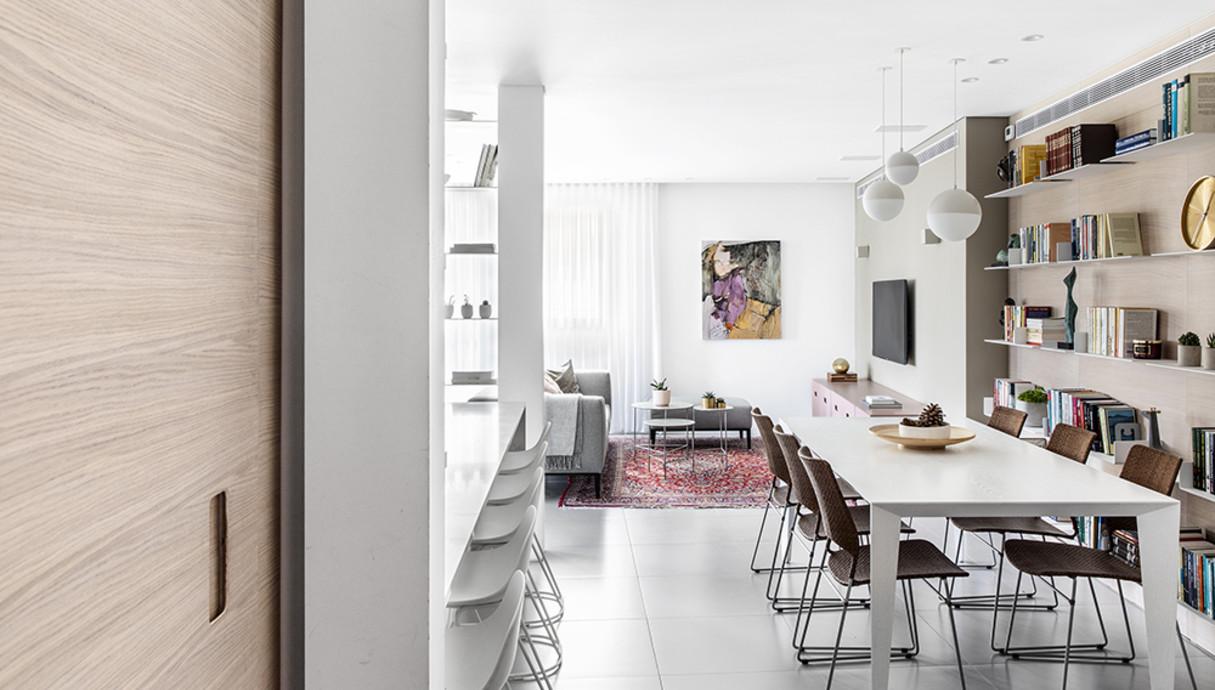 דירה בשכונת המשתלה, עיצוב מיכל גוריון ודקלה וטורי - 13