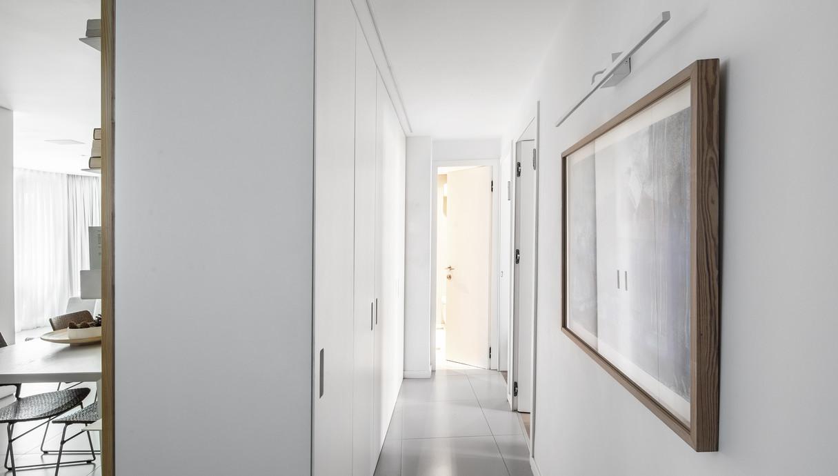 דירה בשכונת המשתלה, עיצוב מיכל גוריון ודקלה וטורי, לפני שיפוץ-2