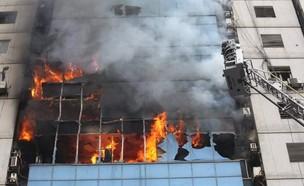 אסון בדאקה (צילום: its_me_j2, twitter)