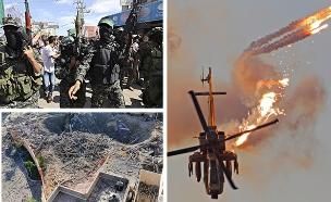 """""""כל טעות עלולה להוביל למלחמה"""" (ארכיון) (צילום: רויטרס, Ofer Zidon/Flash90, חדשות)"""