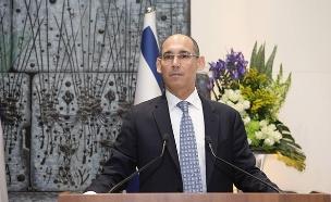 פרופ' אמיר ירון, נגיד בנק ישראל (צילום: דוברות בנק ישראל, חדשות)