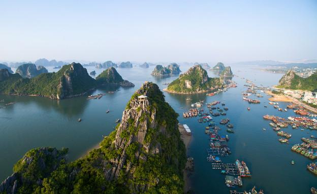 האלונג ביי (צילום: Shutterstock - KKulikov)