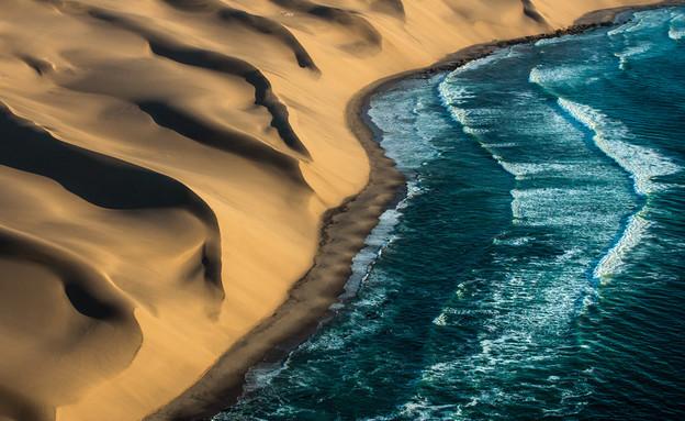 חוף סקלטון (צילום: Shutterstock - Maxim Babenko)