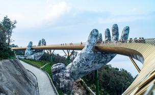 גשר הזהב (צילום: Shutterstock - Prawat Thananithaporn)