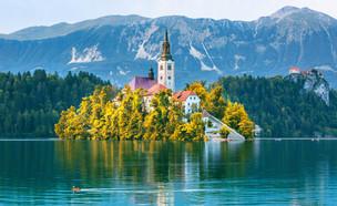 אגם בלד (צילום: Shutterstock - RastoS)